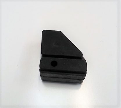 Buffer - Upper Channel End Stop EPDM Black - VFSG24-0025 - VFS Ltd