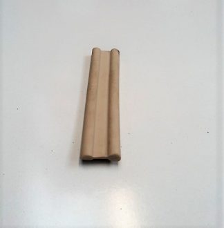 Hinge - Dumbell Profile Plasticised PVC 2000 mm Long - VFSG24-0012 - VFS Ltd