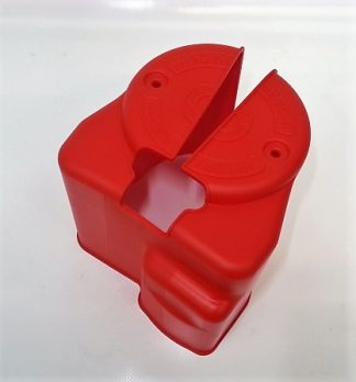 Power Pack Motor Cover Red 34X - 135839 - VFS Ltd