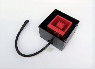 Tipping Alarm Assembly Box Rear Chassis - VFS01-14-080A - VFS Ltd 1
