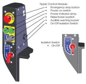 Ford Tipper OSS Control Module - VFS Ltd