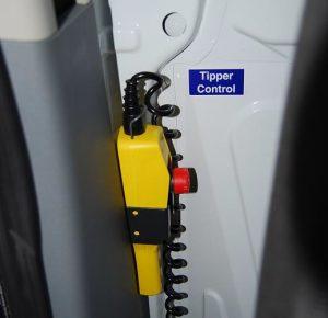 Tipper Bison Control Unit - VFS Ltd
