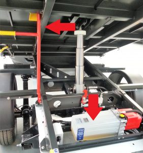 Tipper Hydraulic Oil Level 1 - VFS Ltd