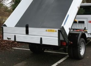 Top-Hinged Tipping on Tippers - VFS Ltd