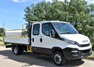Iveco-Dropside