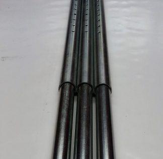 Load Lashing - Shoring Poles x 3 with 2100mm - Zinc Finish - VFS Ltd