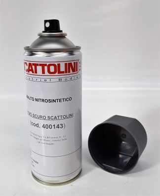 Scattolini Grey Spray Paint - Body Paint - 400143 - VFS Ltd 1