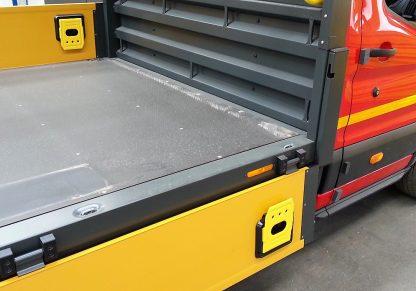 Folded Step for Board - SCGEPL002 - VFS Ltd