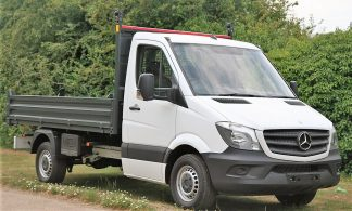 Mercedes-Tipper 1-Way