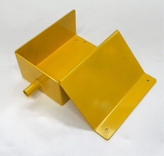 Tail Lift Interior Pendant Bracket Yellow - VFS01-13-087-31 - VFS Ltd