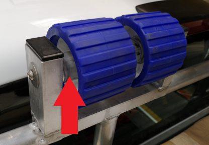Axle - Wobble Wheels for RNLI- VFS01-14-280