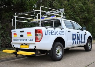 Ford Ranger RNLI by VFS