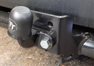 Towbar Tow Trust 50mm Ball without Electrics - Towing Pack 136 - 00-05-13